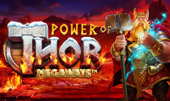 PragmaticPlay - Power of Thor Megaways™