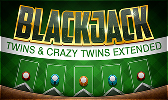 G1 - Blackjack Twins and Crazy Twins Extended