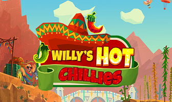 NetEnt - Willy's Hot Chillies