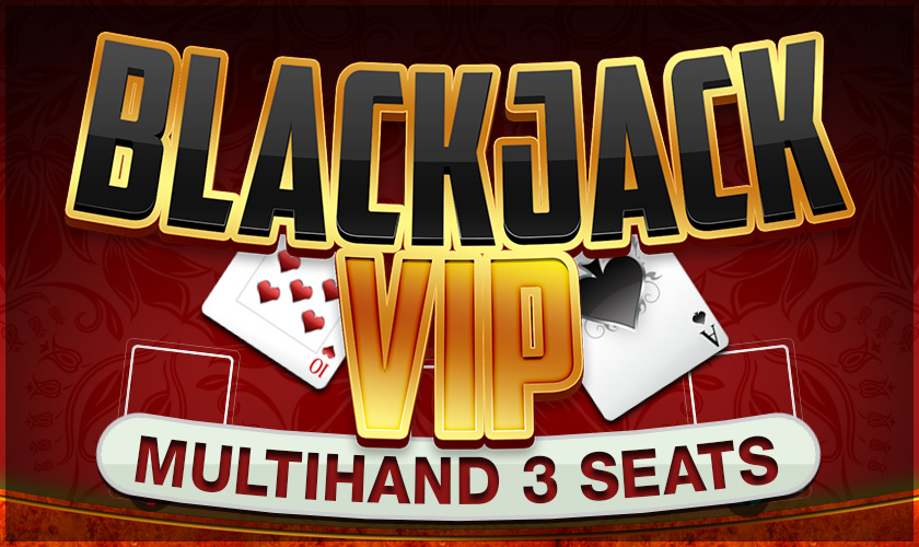 G1 - Blackjack Multihand 3 Seats VIP