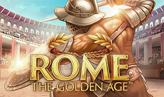 NetEnt - Rome: The Golden Age