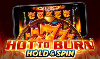 PragmaticPlay - Hot to Burn Hold and Spin™